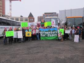 Womens March Jan 2017 Manchester Contingent